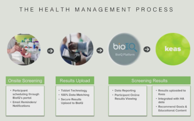 The Health Management Process