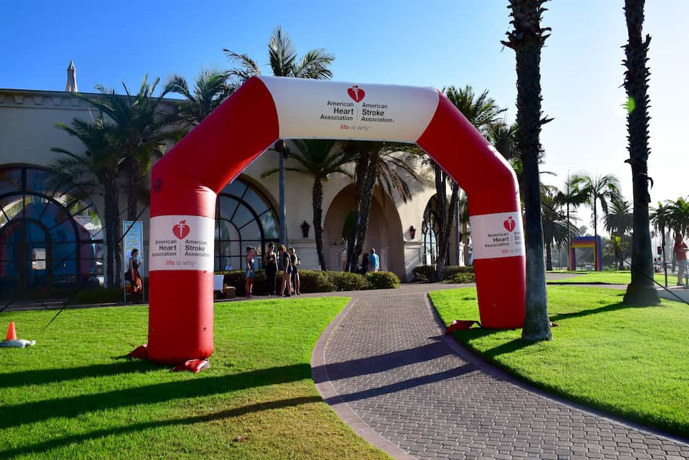 Walking for Better Heart Health from Coast to Coast