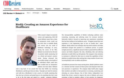 BioIQ Creating an Amazon Experience for Healthcare