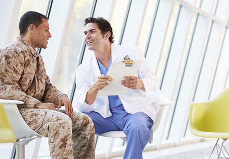 BioIQ Educates Veterans and Legislators on the Importance of Colorectal Cancer Screening
