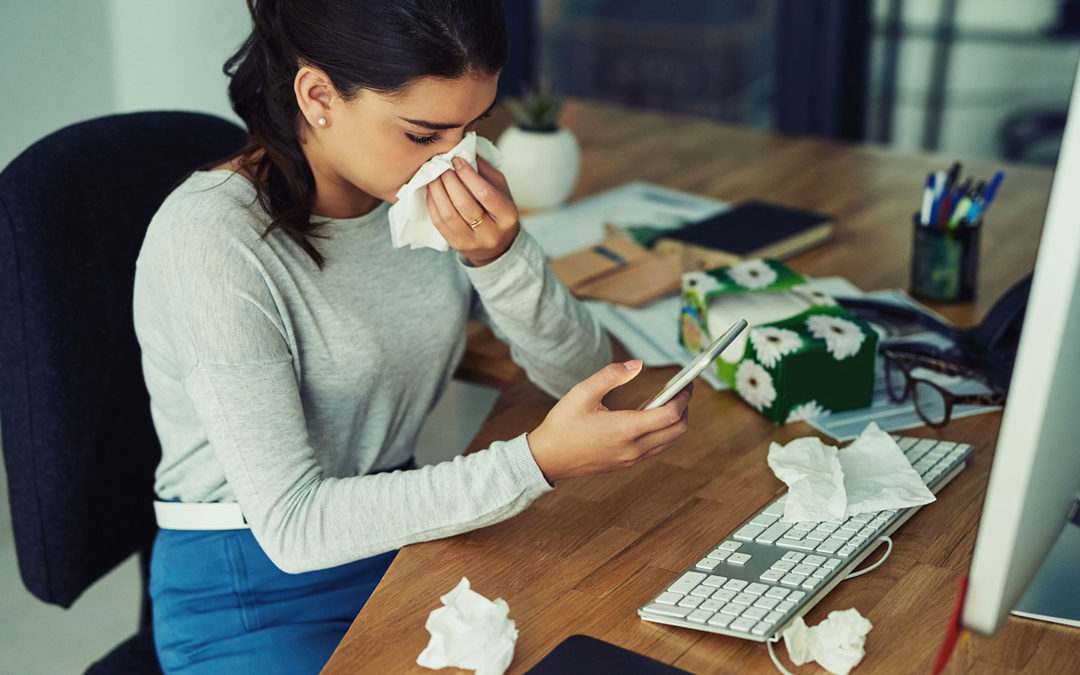 Flu Season is Here: Six Tips to Help Your Employees Stay Healthy