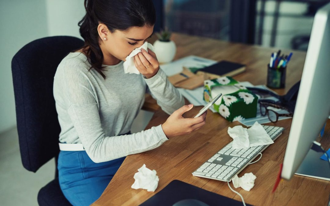 Flu Prevention: The Key to Maintaining a Healthy and Productive Workforce